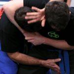 Defense against side headlock explanation