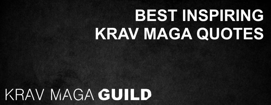 Best Quote Enchanting Best Inspiring Krav Maga Quotes Krav Maga Guild