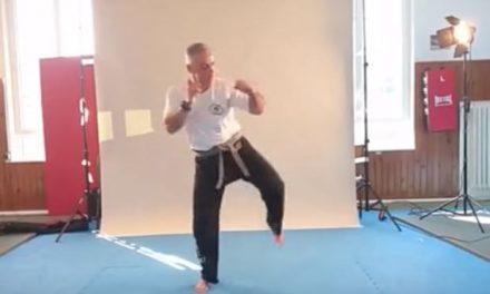 Krav Maga Shadow boxing